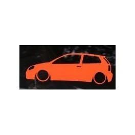 Autocolante - Polo 9N