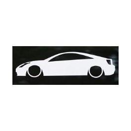 Autocolante - Toyota Celica