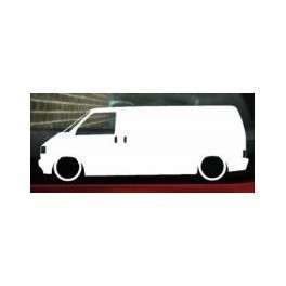 Autocolante - Volkswagen Caravelle