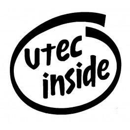 Autocolante - Vtec Inside