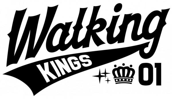 Imagens Autocolante - Walking kings 01