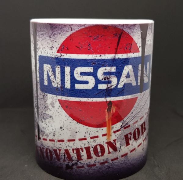 Caneca com Nissan