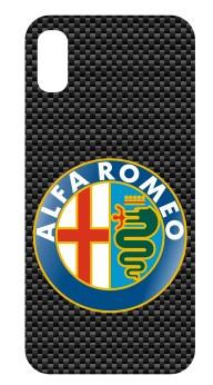 Capa de telemóvel com Alfa Romeo