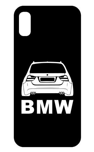 Imagens Capa de telemóvel com BMW E90 Touring