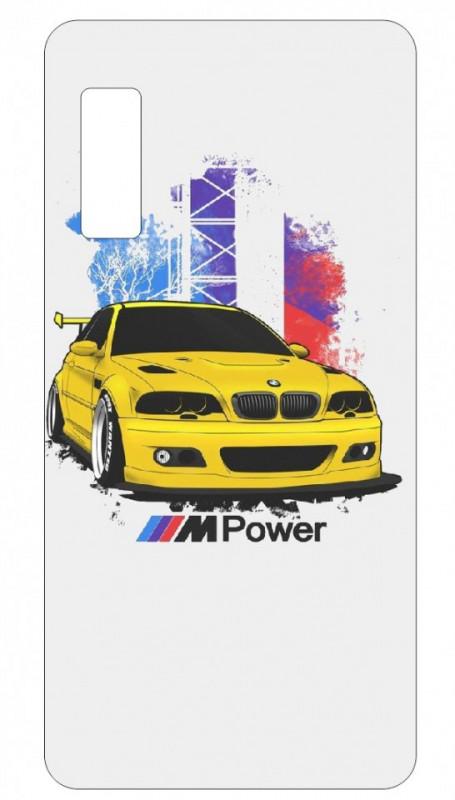Capa de telemóvel com E46 ///M Power
