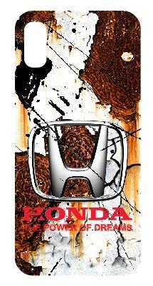 Imagens Capa de telemóvel com Honda - Estilo Retro 2