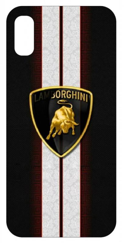 Imagens Capa de telemóvel com Lamborghini