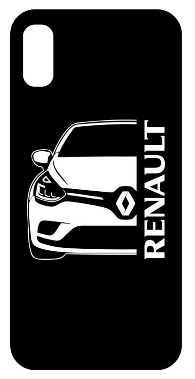 Imagens Capa de telemóvel com Renault Clio 4