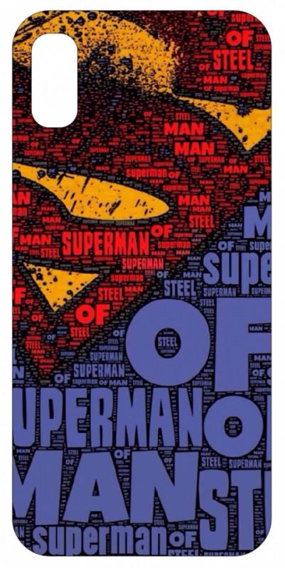 Imagens Capa de telemóvel com Superman
