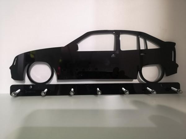 Chaveiro em Acrílico com Opel Kadett E