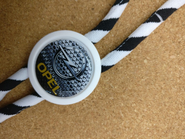 Fita Porta Chaves (lanyard) Ajustável para  Opel
