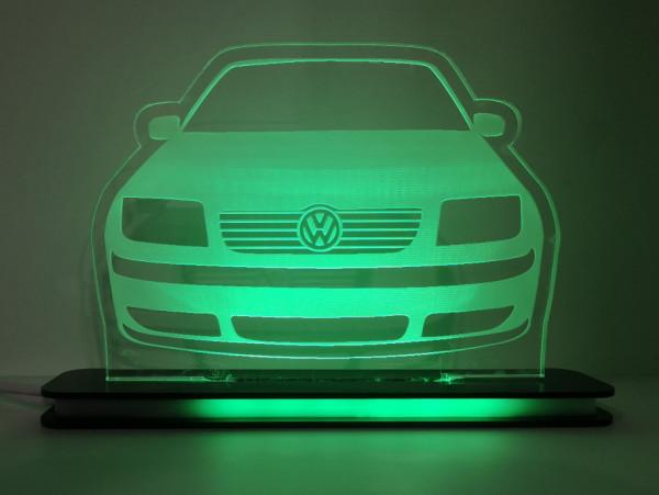 Moldura / Candeeiro com luz de presença - Volkswagen Bora