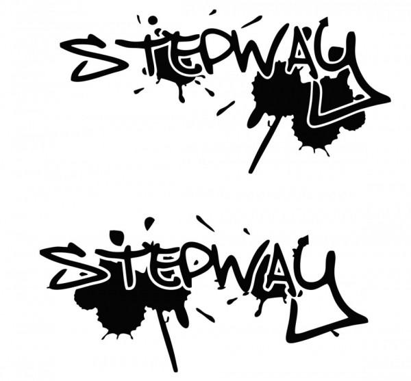 Imagens Par de autocolantes para Stepway