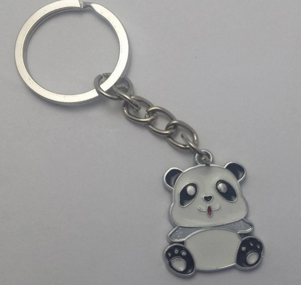 Porta Chaves com o Panda