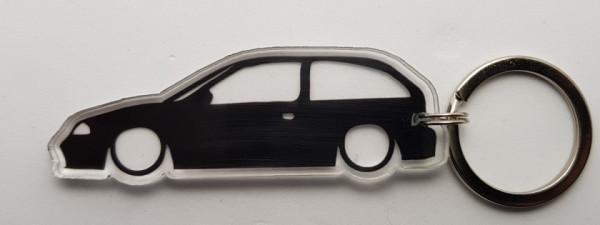 Imagens Porta Chaves de Acrílico com silhueta de Suzuki Swift