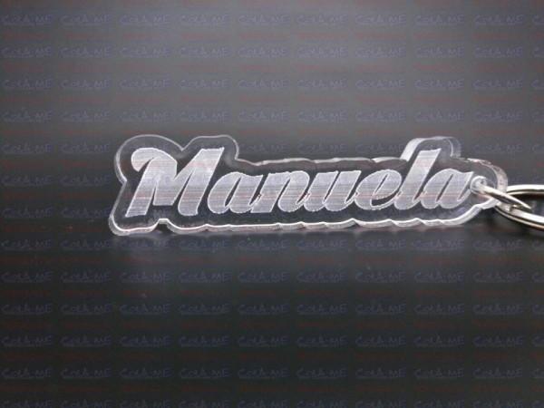 Porta Chaves - Manuela