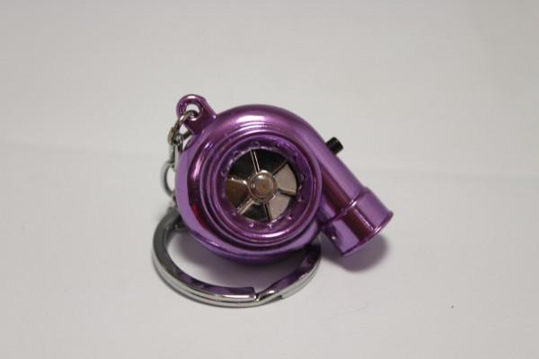 Porta Chaves - Turbo (funcional) - Violeta - Electrónico