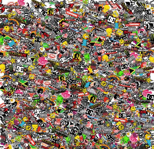 Imagens Sticker Bomb - Variado
