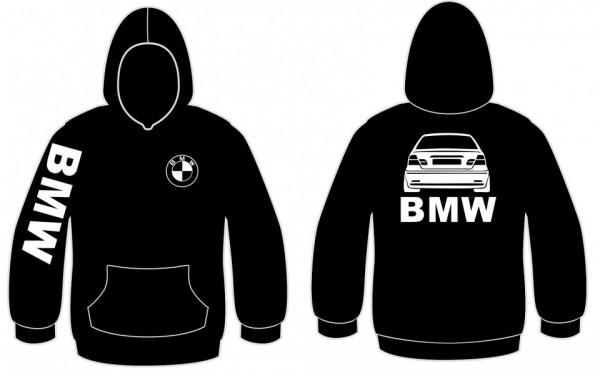 Sweatshirt com capuz para BMW E46 Coupe