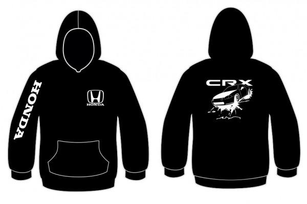 Imagens Sweatshirt com capuz para Honda CRX