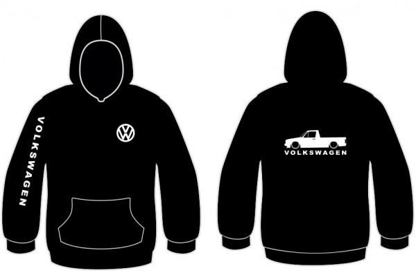 Imagens Sweatshirt com capuz para  Volkswagen Caddy 1