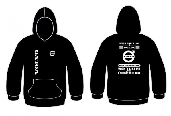"Imagens Sweatshirt para "" If you don't like "" Volvo"