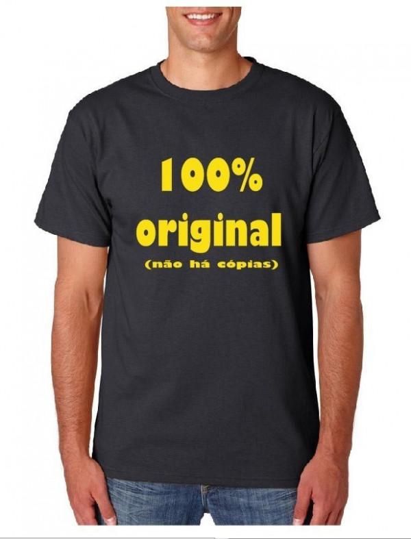 Imagens T-shirt - 100% Original