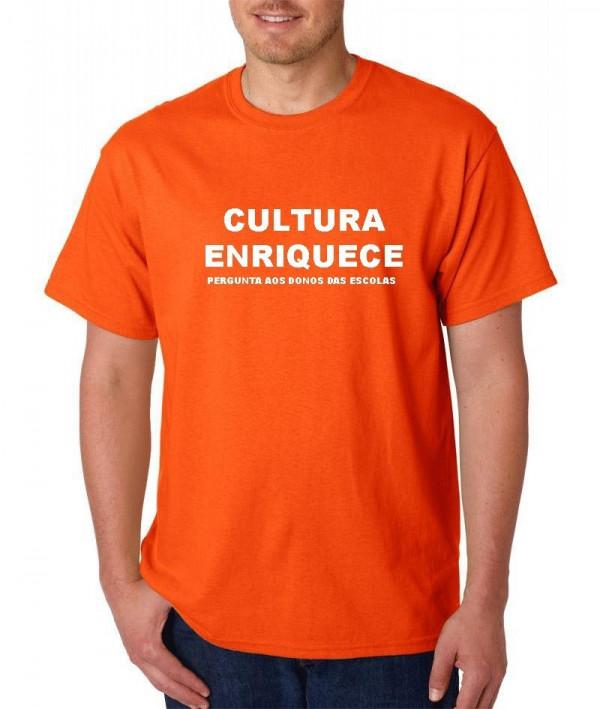 Imagens T-shirt  - Cultura Enriquece
