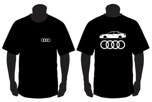 Imagens T-shirt para  Audi A6 C5 Avant