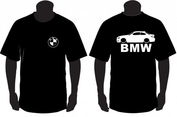 Imagens T-shirt para BMW F22 Coupe