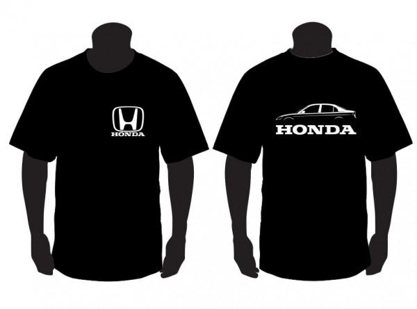 Imagens T-shirt para Honda Civic ES