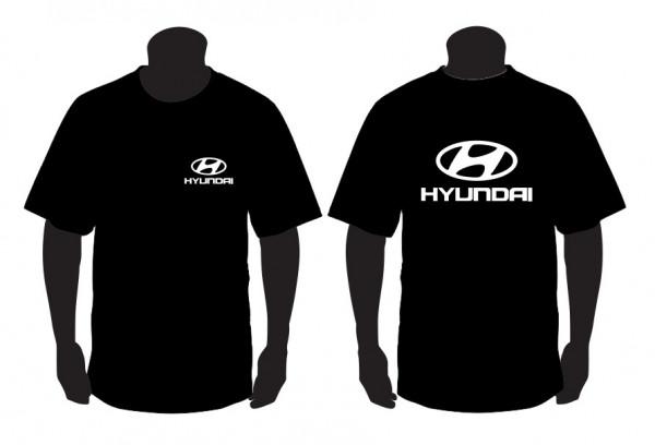 Imagens T-shirt para Hyundai