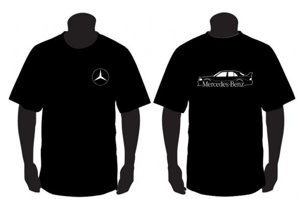 Imagens T-shirt para Mercedes-Benz 190E