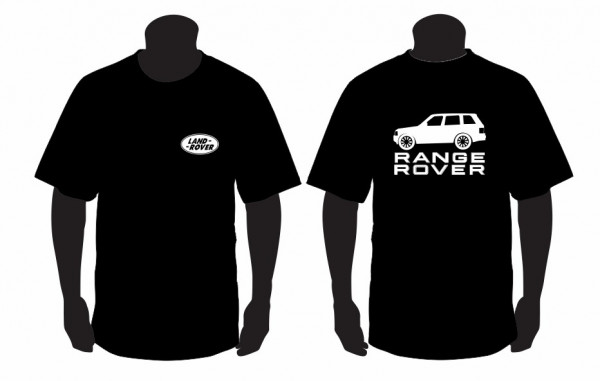 Imagens T-shirt  para Range Rover