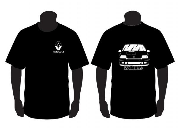 T-shirt para Renault Williams