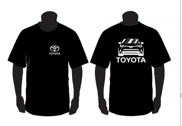 T-shirt para Toyota CHR