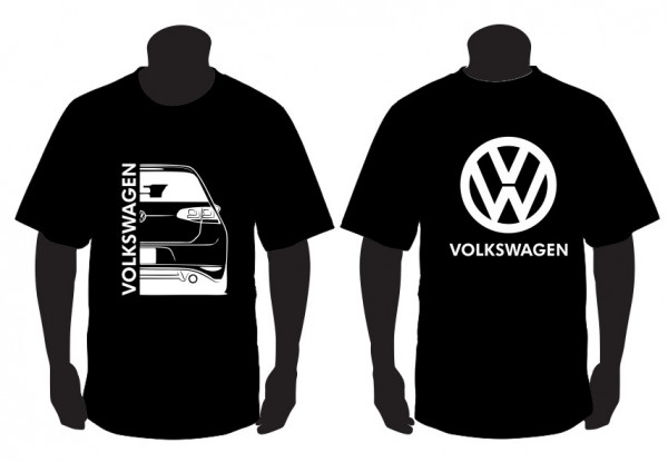 Imagens T-shirt para Volkswagen Golf 7