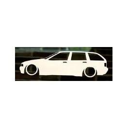 Autocolante - BMW E36 Touring