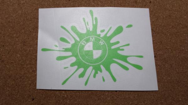 Autocolante - BMW Splash