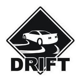 Autocolante - Drift 2