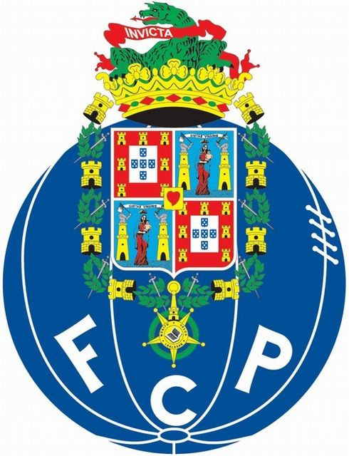 Imagens Autocolante Impresso - Emblema Futebol Clube do Porto
