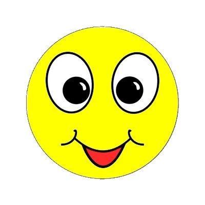Imagens Autocolante Impresso - Smile