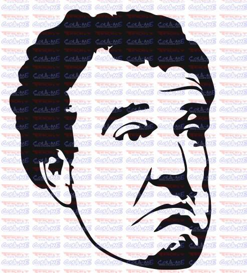 Autocolante - Jeremy Clarkson - TOP GEAR