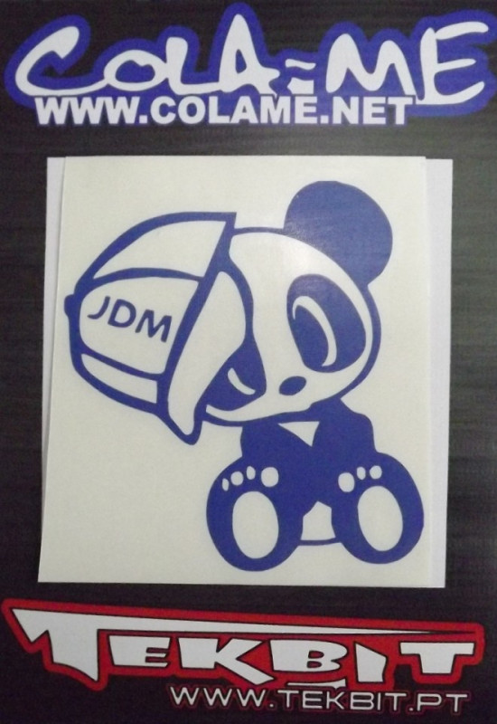 Autocolante - Panda JDM