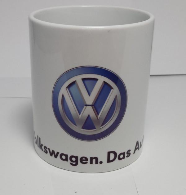 Caneca com Volkswagen