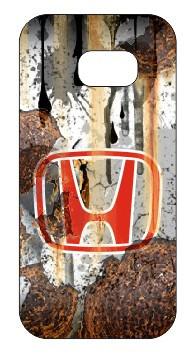 Imagens Capa de telemóvel com honda - Estilo Retro