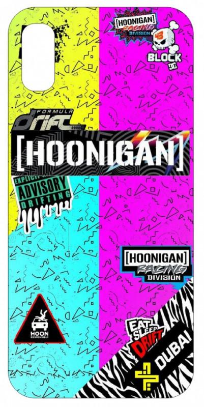 Capa de telemóvel com Hoonigan