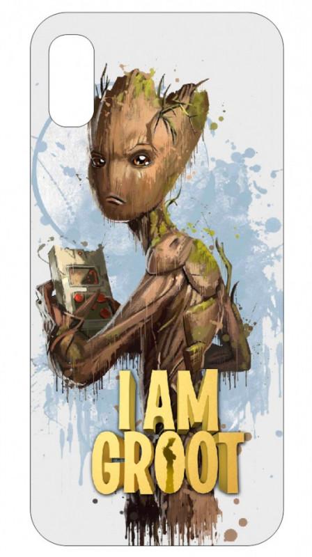 Imagens Capa de telemóvel com I am Groot