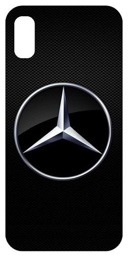 Capa de telemóvel com Mercedes