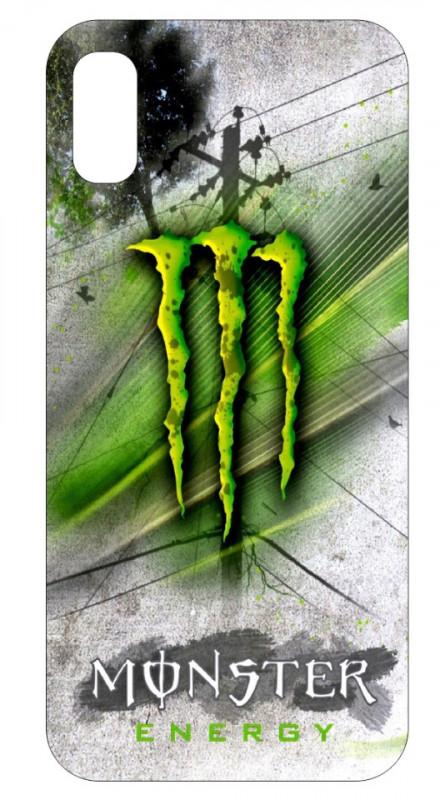 Imagens Capa de telemóvel com Monster Energy